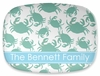 Personalized Serving Platter - Name Band