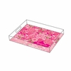 Lilly Pulitzer Personalized Serving Tray in Between the Lines - Small