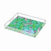 Lilly Pulitzer Personalized Serving Tray in Later Gator - Small