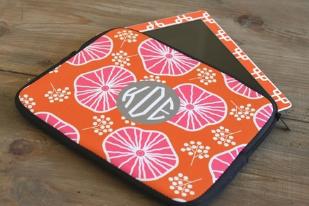 Personalized Small Laptop Sleeve