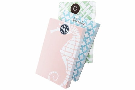 Personalized Super Notepad in Multiple Designs