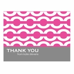 Personalized Thank You Cards - Set of 25