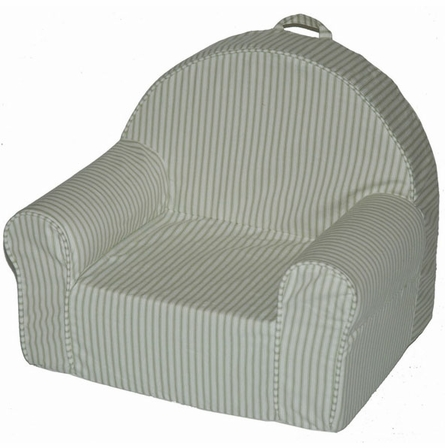 Personalized Toddler Chair with Ruffled Skirt