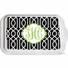 Personalized Trellis Casserole Serving Dish