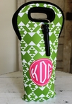 Personalized Wine Bag