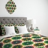 Petal Fair Garden Duvet Cover