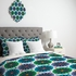 Petal Fair Greenhouse Duvet Cover