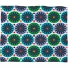 Petal Fair Greenhouse Fleece Throw Blanket