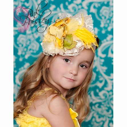 Petal Plucker Headband