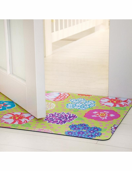 Petal Pusher Floor Mat