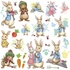 Peter Rabbit Wall Decals