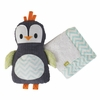 Phinley Penguin Softie Toy with Blanket