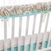 On Sale Picket Fence Crib Rail Cover
