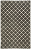 Picket Rug in Light Charcoal