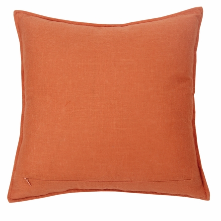 Pierce Persimmon Pillow