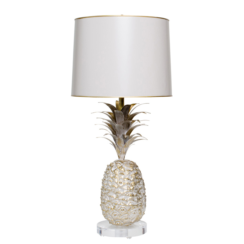 Pineapple Lamp by Jane Gray for Stray Dog Designs