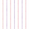 Pink and Purple Squiggle Stripe Wallpaper