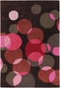 Pink Bubbles Avalisa Rug