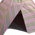 Pink Candy Stripe Teepee
