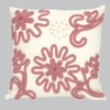 Pink Chenille Pillow