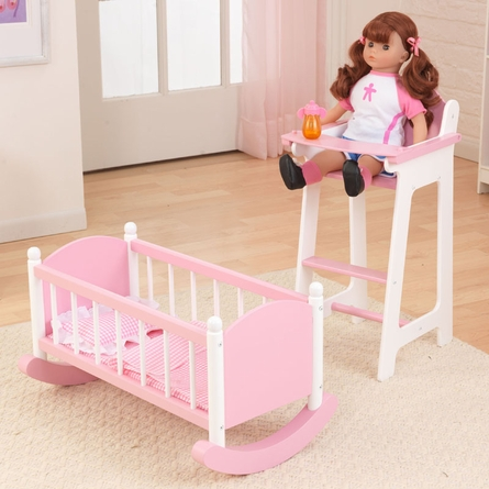 Pink Darling Doll Furniture Set