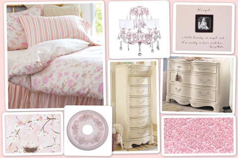 Pink Diamond Bedroom