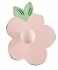 Pink Flower Wall Hook
