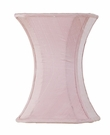 Pink Hourglass Medium Lamp Shade