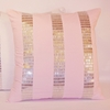 On Sale Pink Jewel Euro Sham