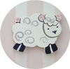 Pink Lamb Drawer Knob