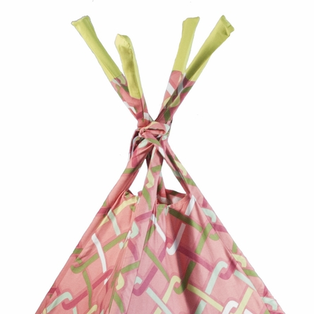 Pink Links Teepee