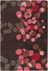 Pink Mini Bubbles Avalisa Rug