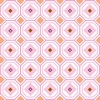 Pink Octagon Caden Lane Fabric by the Yard