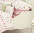 Pink Pagoda Twin Sheet Set