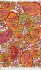 Pink Paisley Cotton Rug