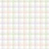 Pink Pastel Woven Plaid Wallpaper