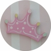 Pink Princess Drawer Knob