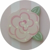 Pink Rose Drawer Knob