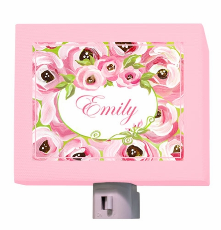 Pink Roses Nightlight