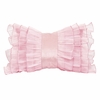 Pink Ruffle Pillow
