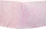 Pink Sketch Crib Sheet $(+56.00)