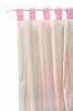 Pink Sorbet Curtain Panels - Set of 2
