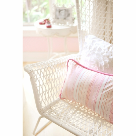 Pink Sorbet Throw Pillow