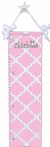 Pink Trellis Growth Chart