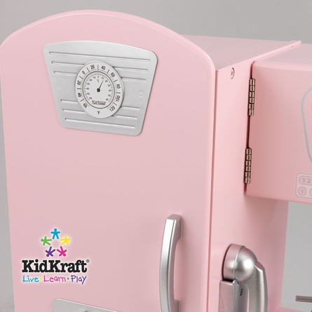 Pink Vintage Play Kitchen