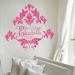 Pink Wall Decals and Murals