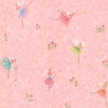 Pink Whimsical Fairies Wallpaper