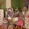 Pink Whimsy Crib Bedding