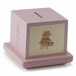 Girls Memory Boxes and Coin Banks