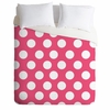 Pinkest Pink Luxe Duvet Cover